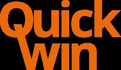 Logo_Quick_Win_Oranje_250px